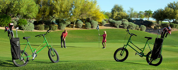 kierland-golf-club-bikes-photograph