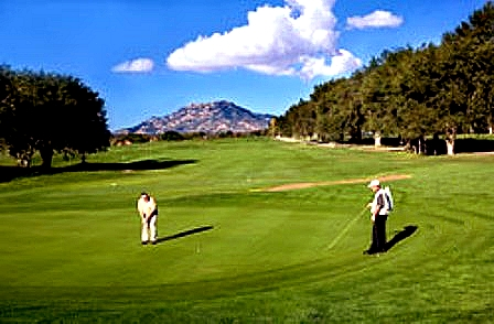 Antelope Hills Golf Course - Arizona Golf Course Reviews from the Arizona Golf Authority