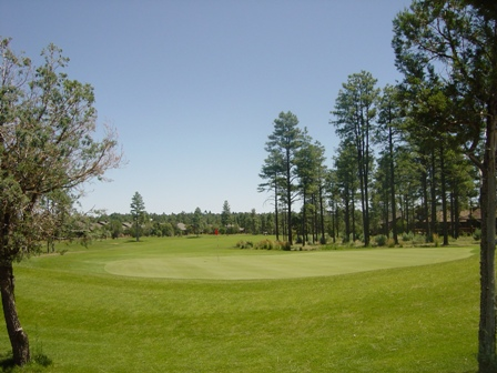 Bison Golf Club in Show Low, Arizona Billy Mayfair Makeover