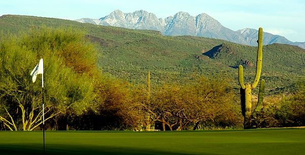 Arizona Golf Course Reviews - Tonto Verde Golf Club - Arizona Golf Authority