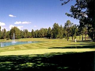 Arizona Golf Course List - White Mountain Country Club - Arizona Golf Authority