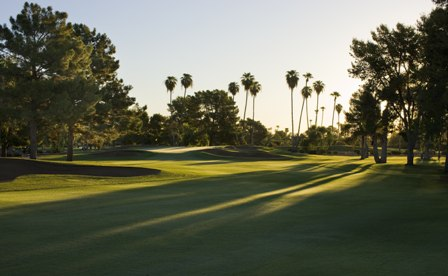 The Heritage Red Course at The Wigwam Resort in Litchfield Park, Arizona
