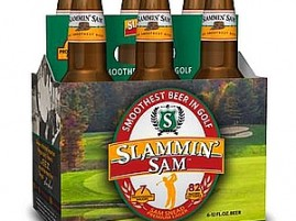 Slammin' Sam™ Smoothest Beer in Golf™ Inspired by Legendary Sam Snead