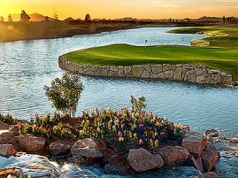 Bill Huffman's Arizona Golf Blog Sewailo Golf Club & Notah Begay Light Up Tucson